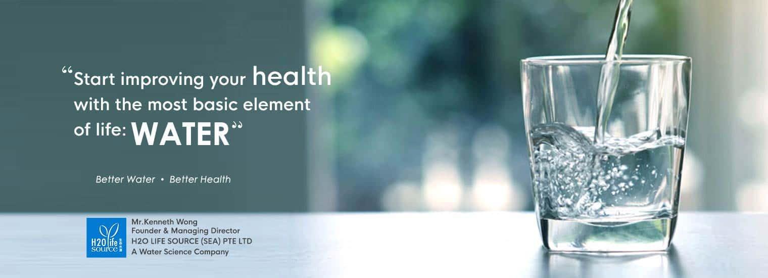 Best alkaline water Singapore