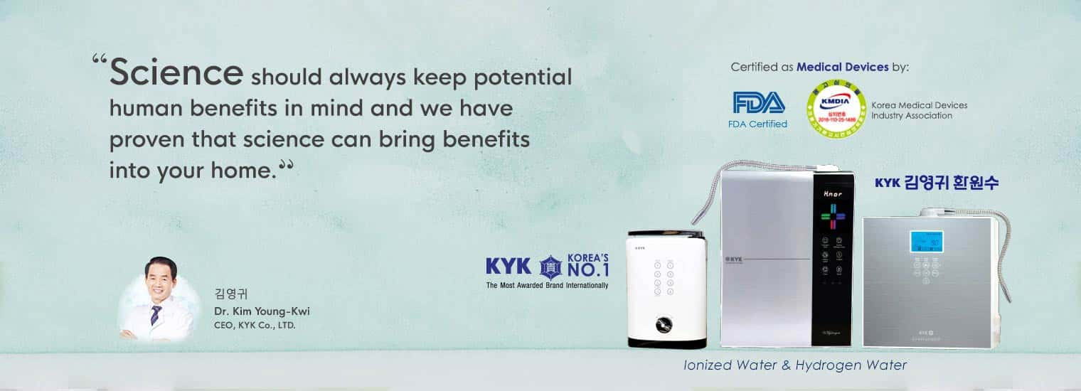 Best water ionizer Singapore