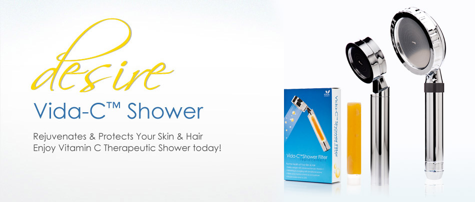 Vida-C Shower Video