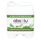 Absolu® Alkaline Organic Fertilizer Conc 5L in PP Bottle, 1/PK